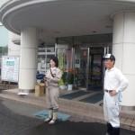 恒例の桜ともみじの下草刈りに浮島沼釣り場公園も追加!