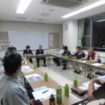 吉永・須津地区レンゲ連絡会開催。