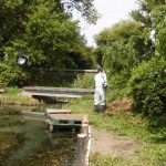 浮島沼釣り場公園の地域連携進む!!