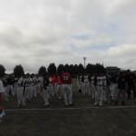 地域のスポーツ交流としての父親ソフトボール大会