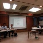 富士市バンジープロジェクトの地域説明会。