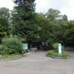 井の頭公園の水生物館は三鷹市だった!