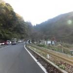 須津川渓谷での心無い利用者には残念です!!