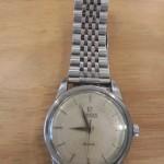 親父の時計「M・SAITO」