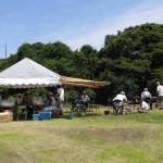 地域での初夏の園遊会?!