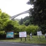 須津川渓谷下草刈り及び浮島沼つり場公園の整備。