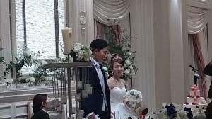 勝亦結婚式5