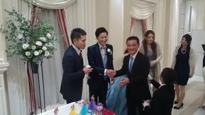 勝亦結婚式2