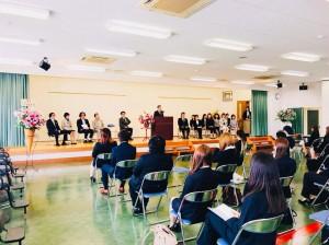 タカヤマ入学式3