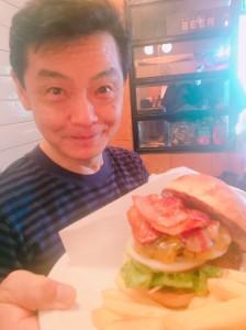 1ハンバーガー