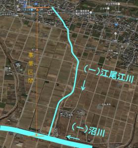 江尾江川2